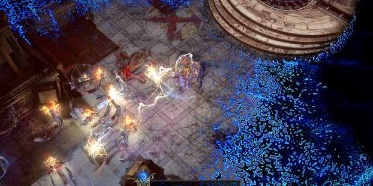 Players can carry out their own marine type 11 theft in Path of Exile