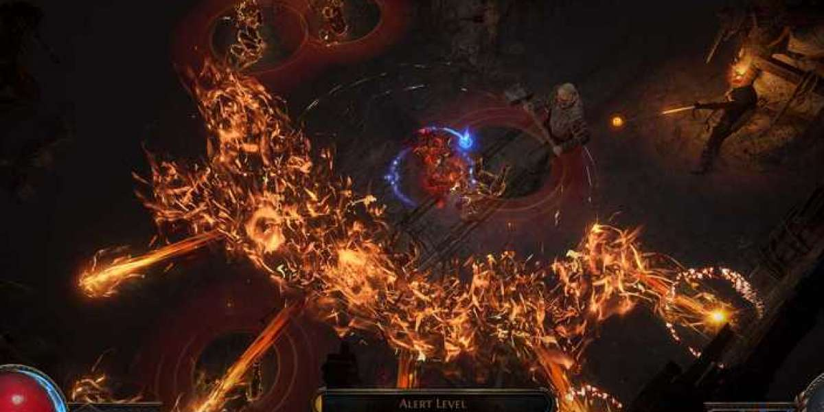 Path of Exile: why witches are the best class